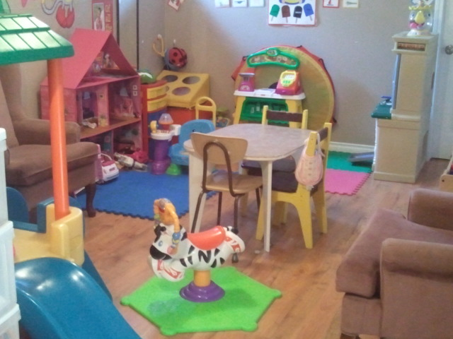 Laurie Barnes Playroom